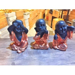 3lü Buda Bebek Biblo