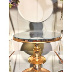 Gold Gümüş Ayaklı Pasta Yükselticisi