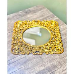 Gold Gümüş Aynalı Supla