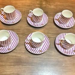 Love Kahve Fincanı 6lı