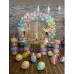 İstanbul 1 Yaş Doğum Günü Partisi Organizasyonu