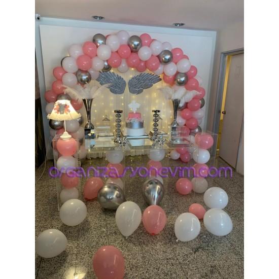 İstanbul Yetişkin Doğum Günü Organizasyonu