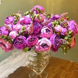 Yapay şakayık çiçeği