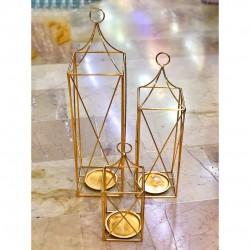 Gold Üçlü Metal Fener